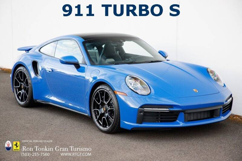 2021 Porsche 911 for sale in Wilsonville, OR