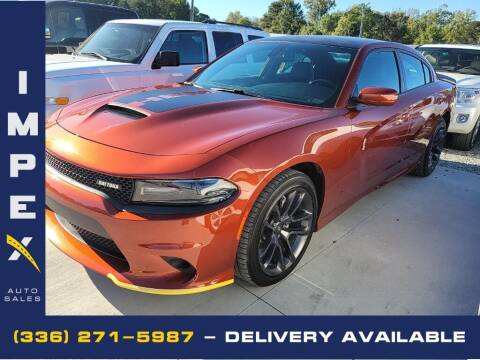 2021 Dodge Charger for sale at Impex Auto Sales in Greensboro NC