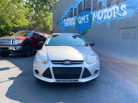 2012 Ford Focus for sale at Global Motors 313 in Detroit MI