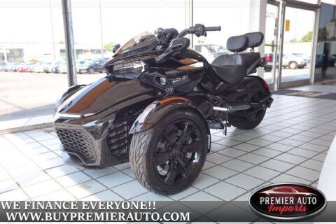 2019 Can-Am Spyder RS for sale at PREMIER AUTO IMPORTS - Temple Hills Location in Temple Hills MD