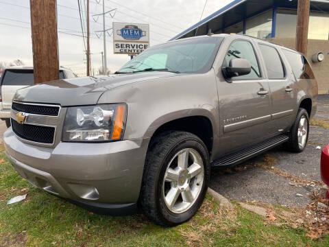 2008 Chevrolet Suburban for sale at Abrams Automotive Inc in Cincinnati OH