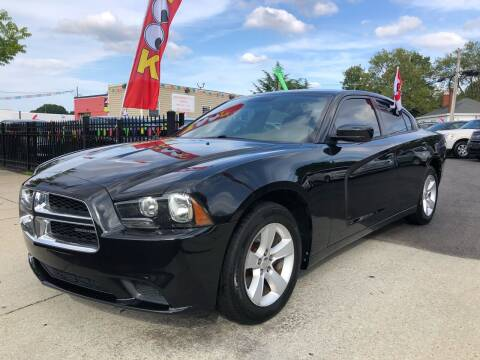 2011 Dodge Charger for sale at Crestwood Auto Center in Richmond VA