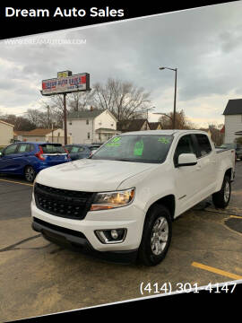 2016 Chevrolet Colorado for sale at Dream Auto Sales in South Milwaukee WI