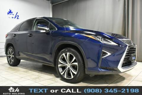 2017 Lexus RX 350 for sale at AUTO HOLDING in Hillside NJ
