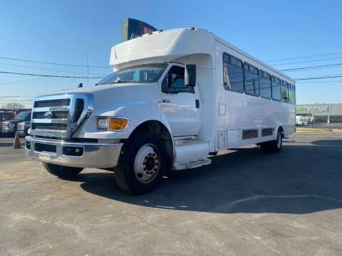 2013 Ford F-650 Super Duty for sale at KAP Auto Sales in Morrisville PA