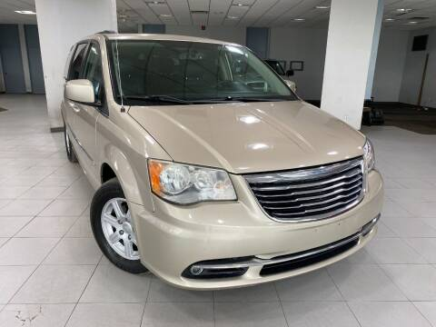 2012 Chrysler Town and Country for sale at Auto Mall of Springfield in Springfield IL