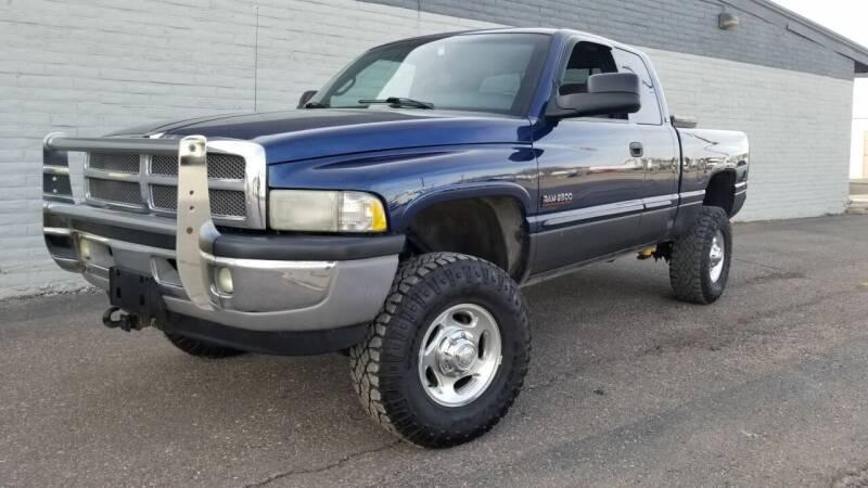 2001 Dodge Ram Pickup 2500 for sale at LA Motors LLC in Denver CO