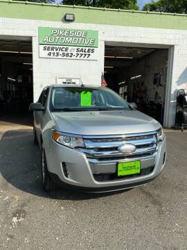 2014 Ford Edge for sale at Pikeside Automotive in Westfield MA