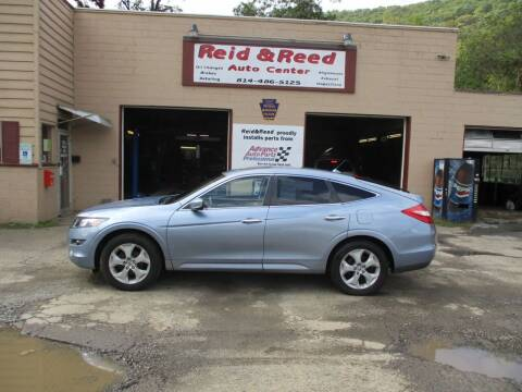 2010 Honda Accord Crosstour for sale at Reid's Auto Sales & Service in Emporium PA