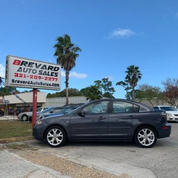 2009 Mazda MAZDA3 for sale at Brevard Auto Sales in Palm Bay FL