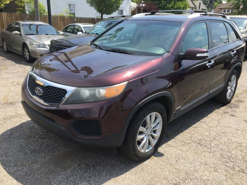 2011 Kia Sorento for sale at Payless Auto Sales LLC in Cleveland OH