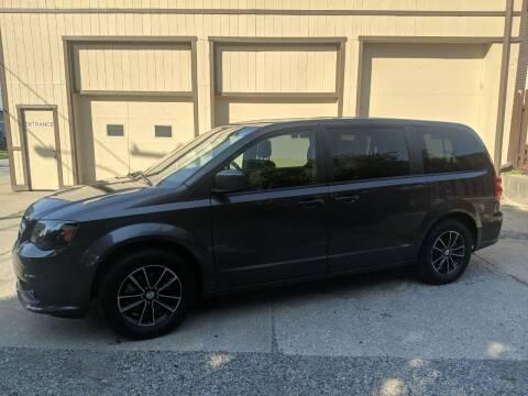 2018 Dodge Grand Caravan for sale at Richland Motors in Cleveland OH