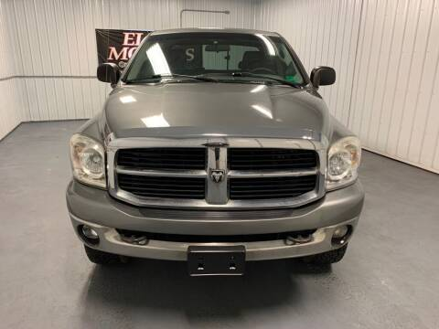 2009 Dodge Ram Pickup 2500 for sale at Elite Motors in Uniontown PA