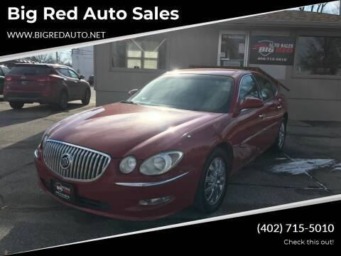2008 Buick LaCrosse for sale at Big Red Auto Sales in Papillion NE