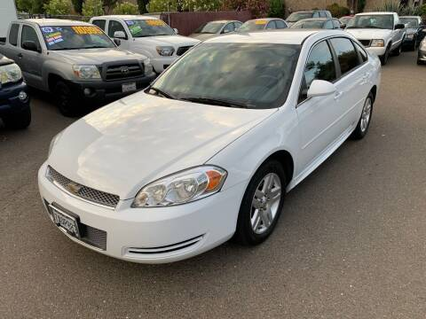 2014 Chevrolet Impala Limited for sale at C. H. Auto Sales in Citrus Heights CA