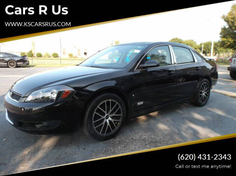 2008 Chevrolet Impala for sale at Cars R Us in Chanute KS
