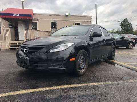 2011 Mazda MAZDA6 for sale at Saipan Auto Sales in Houston TX