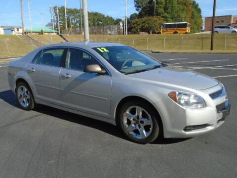 2012 Chevrolet Malibu for sale at Atlanta Auto Max in Norcross GA