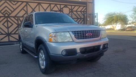 2004 Ford Explorer for sale at Used Car Showcase in Phoenix AZ