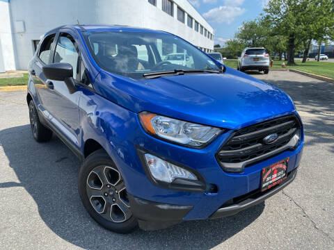 2020 Ford EcoSport for sale at JerseyMotorsInc.com in Teterboro NJ
