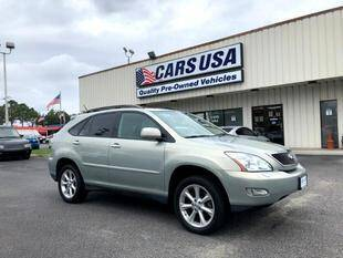2009 Lexus RX 350 for sale at Cars USA in Virginia Beach VA