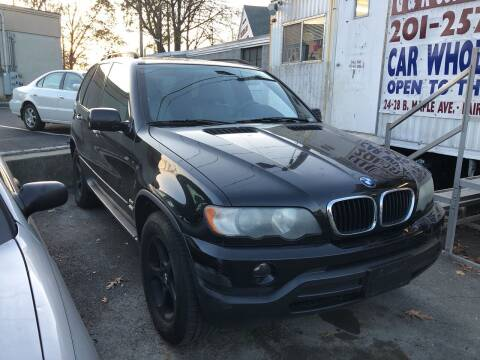 2001 BMW X5 for sale at G&K Consulting Corp in Fair Lawn NJ