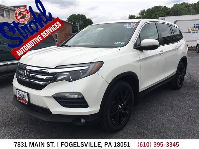 2018 Honda Pilot for sale at Strohl Automotive Services in Fogelsville PA
