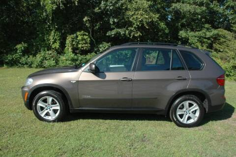 2012 BMW X5 for sale at Bruce H Richardson Auto Sales in Windham NH