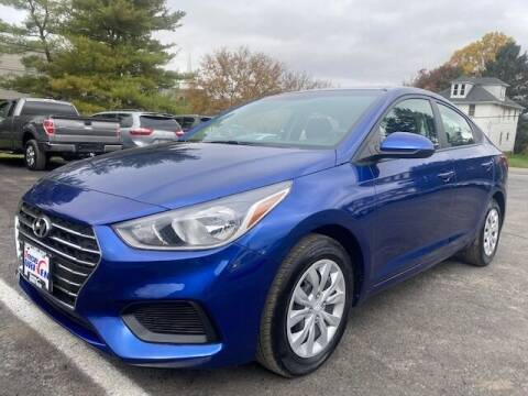 2019 Hyundai Accent for sale at 1NCE DRIVEN in Easton PA