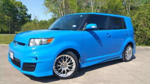 2011 Scion xB for sale at Houston Auto Preowned in Houston TX