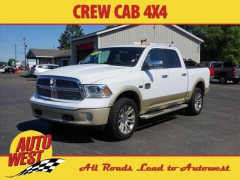 2014 RAM Ram Pickup 1500 for sale at Autowest Allegan in Allegan MI