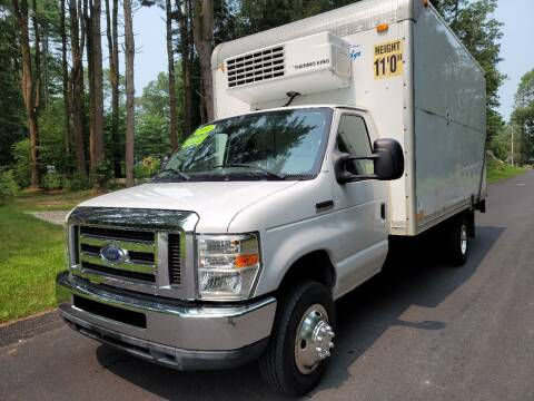 2008 Ford E-Series Chassis