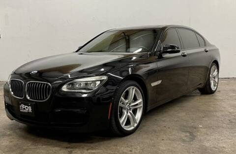 2015 BMW 7 Series for sale at FDS Luxury Auto in San Antonio TX
