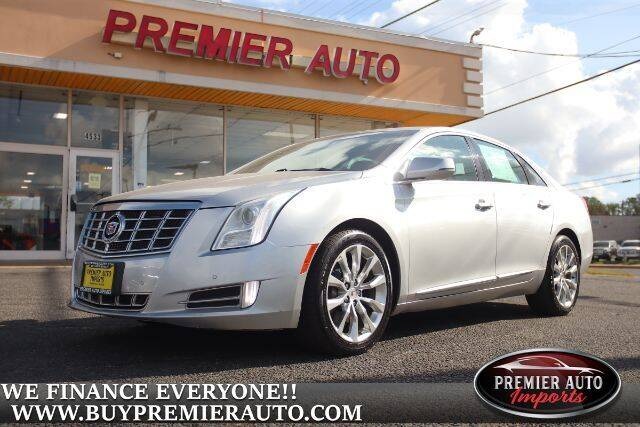 2015 Cadillac XTS for sale at PREMIER AUTO IMPORTS - Temple Hills Location in Temple Hills MD