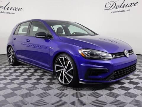 2019 Volkswagen Golf R for sale at DeluxeNJ.com in Linden NJ