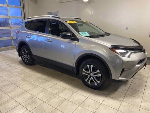 2016 Toyota RAV4 for sale at Harr's Redfield Ford in Redfield SD