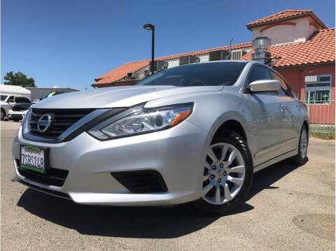 2016 Nissan Altima for sale at MADERA CAR CONNECTION in Madera CA