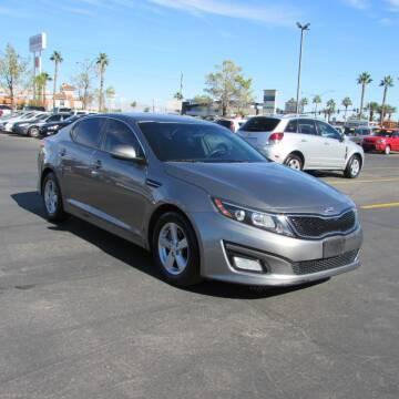 2015 Kia Optima for sale at Charlie Cheap Car in Las Vegas NV