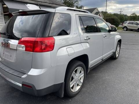 2011 GMC Terrain for sale at Clear Auto Sales in Dartmouth MA