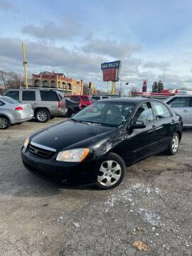 2006 Kia Spectra for sale at Big Bills in Milwaukee WI