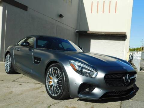 2017 Mercedes-Benz AMG GT for sale at Conti Auto Sales Inc in Burlingame CA