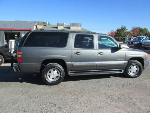 2002 GMC Yukon XL for sale at Miller's Economy Auto in Redmond OR