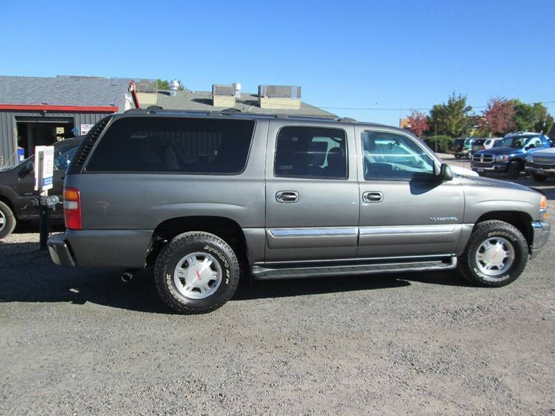 2002 GMC Yukon XL for sale at Power Edge Motorsports- Millers Economy Auto in Redmond OR