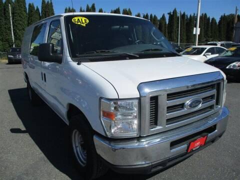 2008 Ford E-Series Cargo for sale at GMA Of Everett in Everett WA