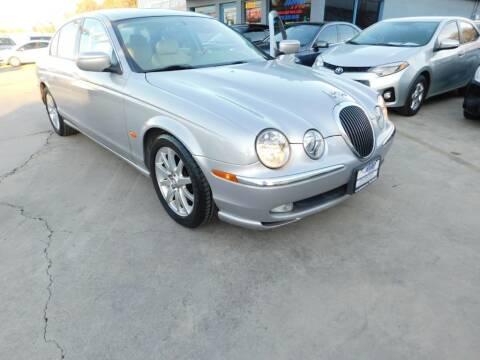 2001 Jaguar S-Type for sale at AMD AUTO in San Antonio TX