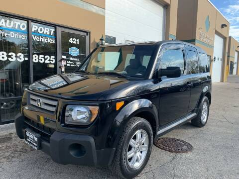 2007 Honda Element for sale at REDA AUTO PORT INC in Villa Park IL