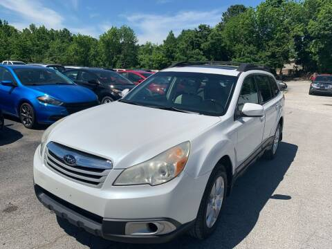 2011 Subaru Outback for sale at Best Buy Auto Sales in Murphysboro IL