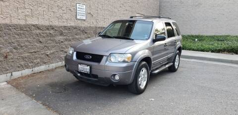 2007 Ford Escape for sale at SafeMaxx Auto Sales in Placerville CA