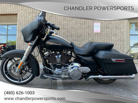 2017 Harley-Davidson FLHX STREET GLIDE for sale at Chandler Powersports in Chandler AZ