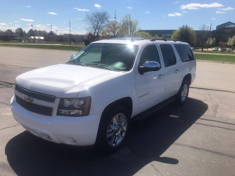 2010 Chevrolet Suburban for sale at Lux Car Sales in South Easton MA